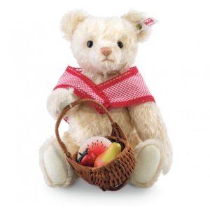 Steiff Limited Edition 2016 Picnic Mama Mohair Bear EAN 021480(