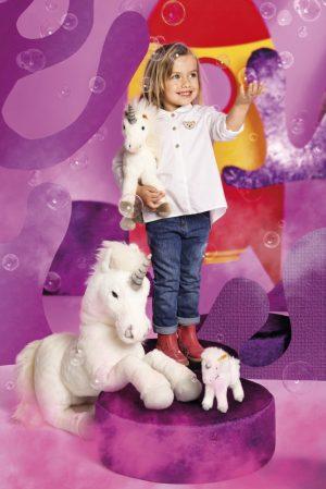 Steiff Unicorn 015090 015106 015045