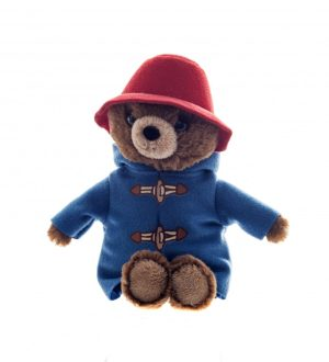 Paddington Bear Bean Toy Movie Rainbow Designs