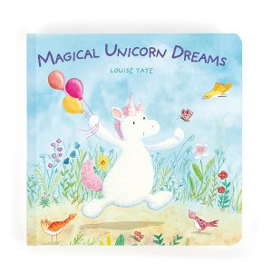 'Magical Unicorn Dreams' Book - Jellycat