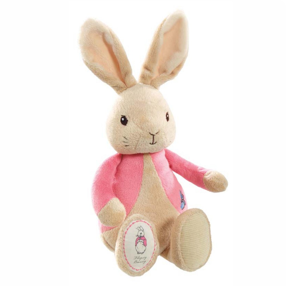 My First Flopsy Bunny Beatrix Potter Peter Rabbit Rainbow Designs