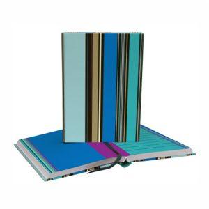 Roger La Borde Right Stripes Deluxe Softback Journal