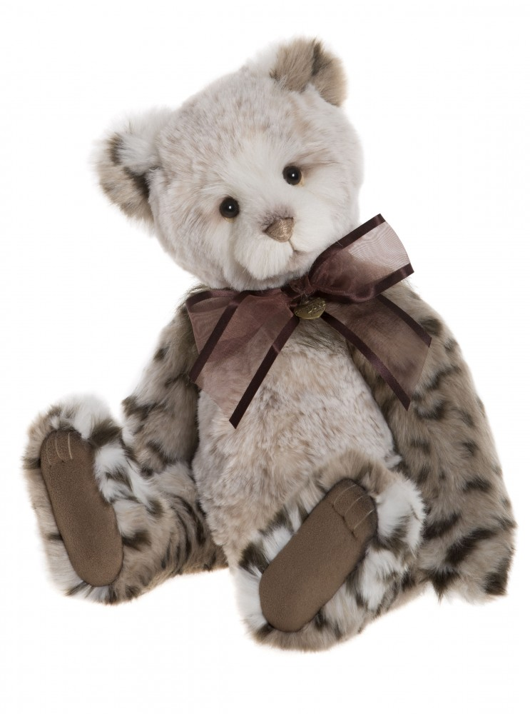 Charlie Bears Plush 2017 Genevieve Bear