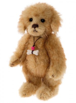 Charlie Bears Minimo paws limited edition