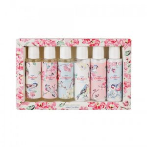 Cath Kidston Heathcote and ivorY blossom birds bath and body care lotion wash set