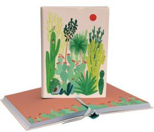 Roger La Borde Joshua tree illustrated journal