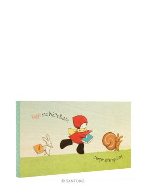 Poppi Loves Pocket Notebook - Catch Me