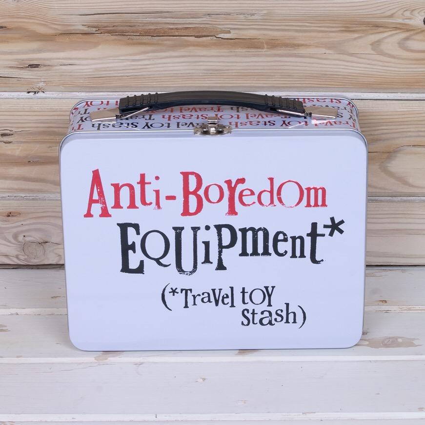 the bright side anti boredom equipment tin