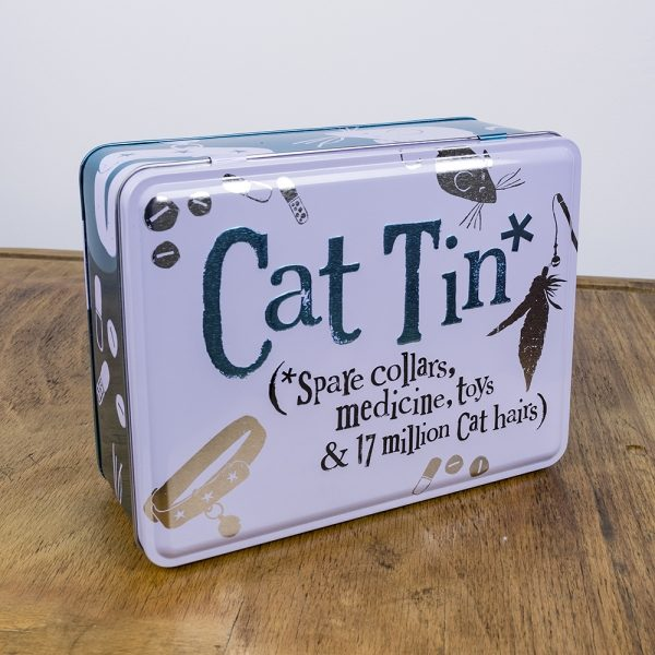 the bright side cat tin