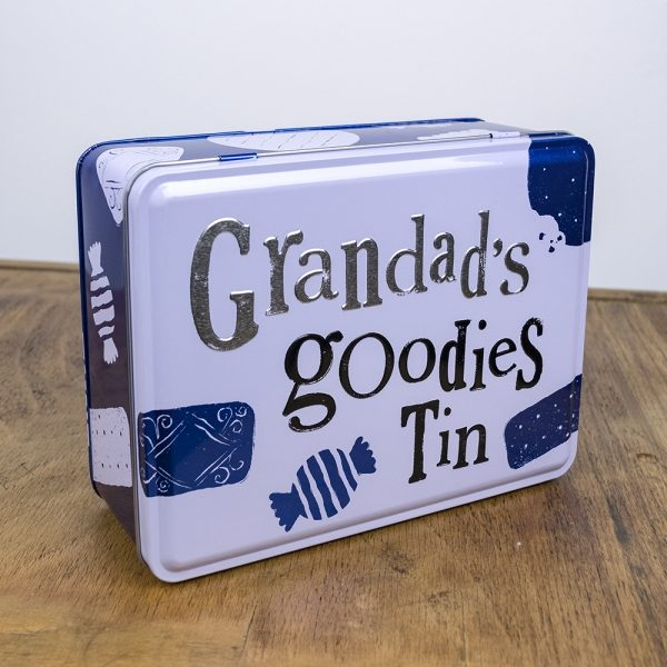 the bright side grandads goodies tin