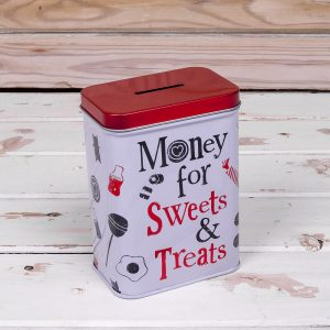 the bright side money for sweets and treats tin money box