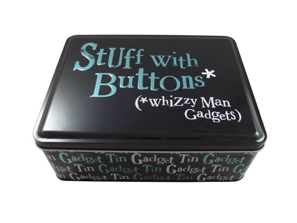 the bright side in stuff with buttons whizzy man gadgets storage