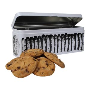 Toms Depot Cookies Biscuit Tin - Really Good