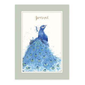 Peacock Journal - Wrendale Designs