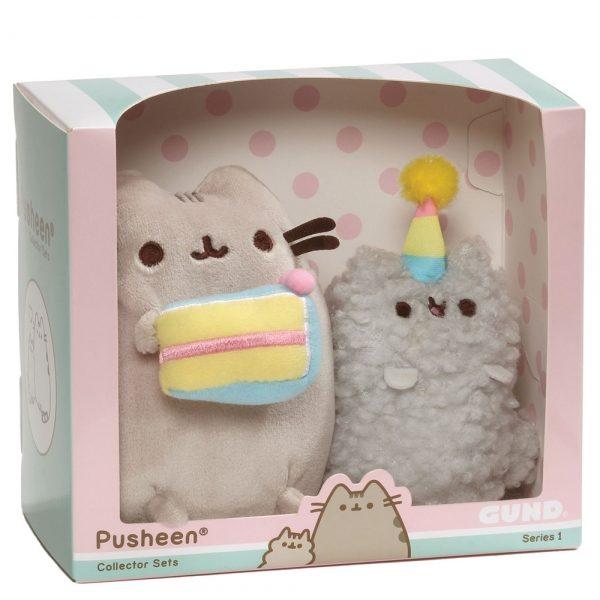 Pusheen Birthday Collectable Set