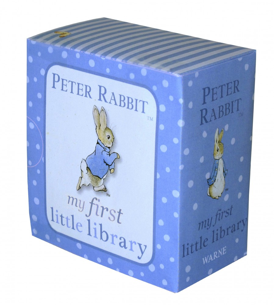 Peter Rabbit My First Little Library - Beatrix Potter