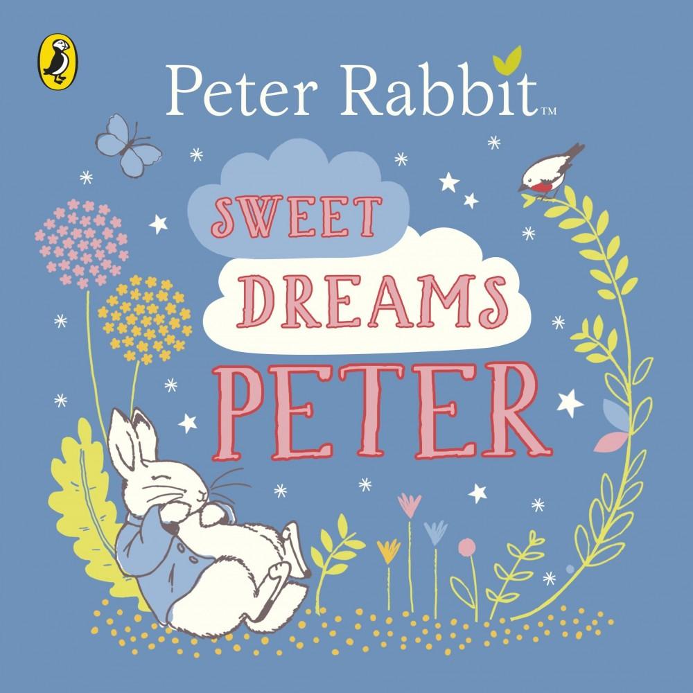 Sweet Dreams Peter Rabbit Book - Beatrix Potter