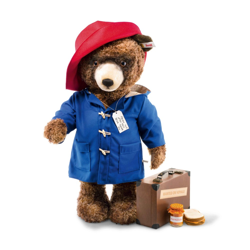 Life Size Paddington Bear - Steiff Limited Edition EAN 690365