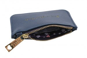 'You're In Good Hands' Navy Rectangular Purse - Willow & Rose