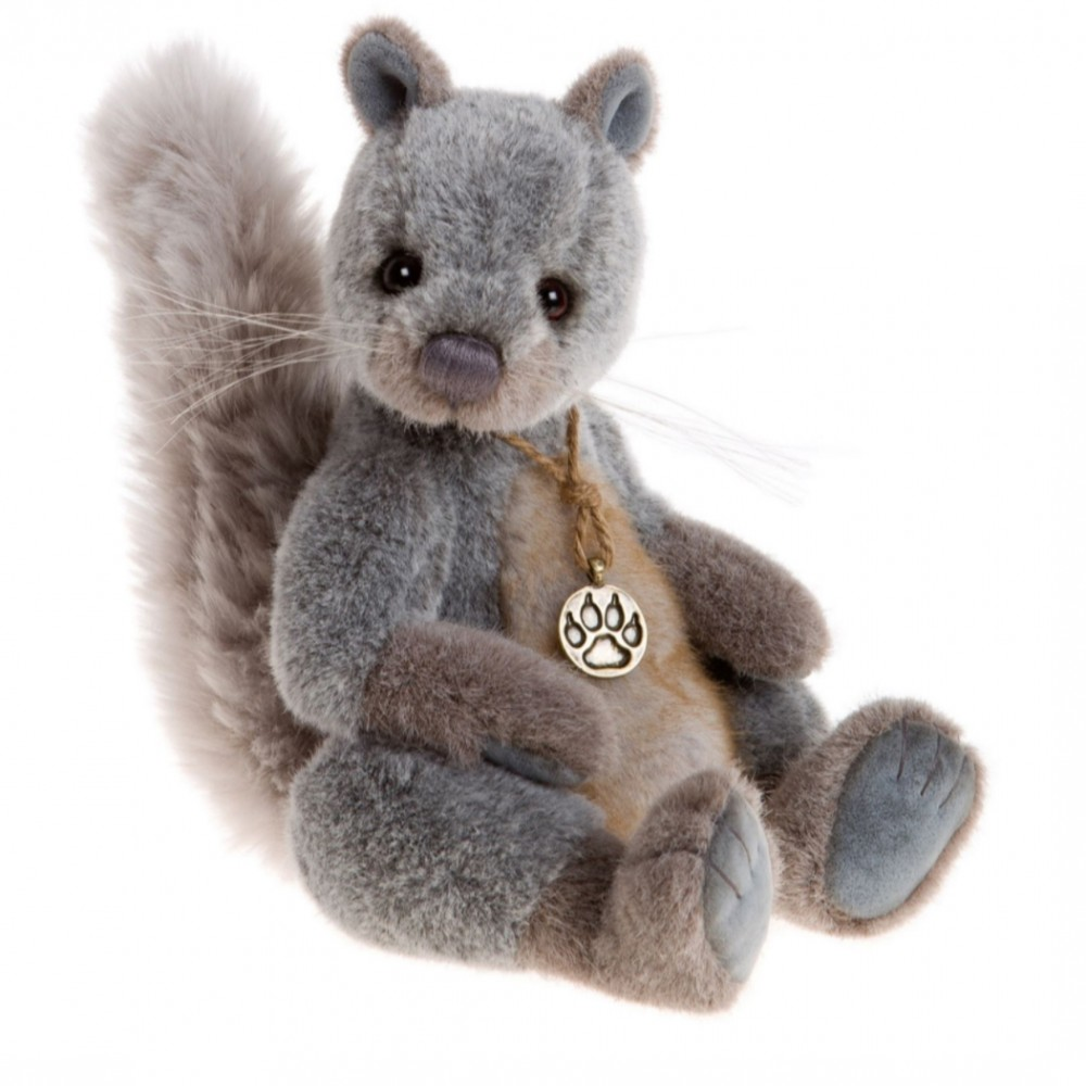 Dray Squirrel – Charlie Bears CB165119