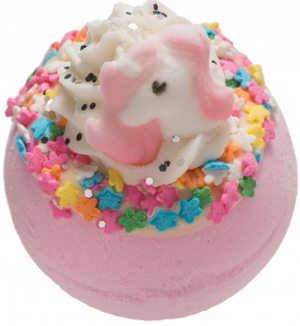 I Believe In Unicorns Bath Bomb - Bomb Cosmetics