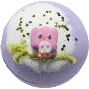 Night Owl Bath Bomb, 160g - Bomb Cosmetics