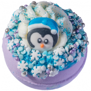 Play It Cool Penguin Bath Bomb, 160g - Bomb Cosmetics