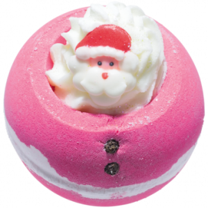 'Father Blissmas' Santa Claus Bath Bomb, 160g - Bomb Cosmetics