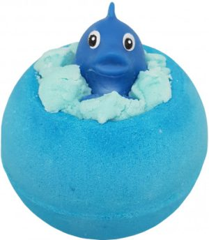 Splash! Bath Bomb with Toy Dolphin - Bomb Cosmetics