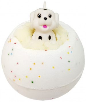 Spot On Bath Bomb with Toy Dog - Bomb Cosmetics