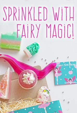 Sugar Plum Fairy Gift Pack - Bomb Cosmetics