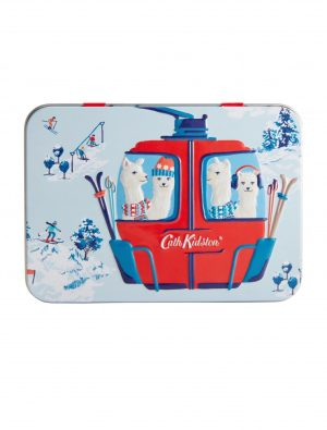 Cath Kidston - Alpacas Hand and Lip Tin