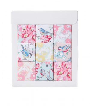 Cath Kidston - Blossom Birds Scented Soap Set