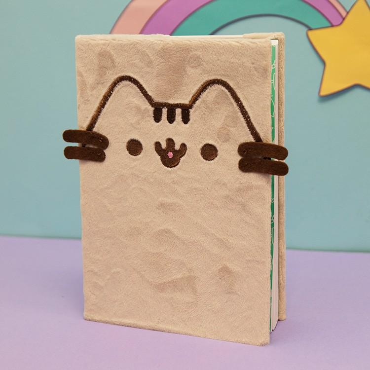 Pusheen Plush Notebook