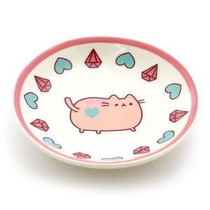 Pusheen Pink Ring Dish - Our Name Is Mud