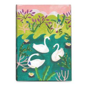 Swans Softback Journal - Roger La Borde