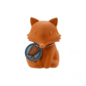 Gorjuss Fox Eraser And Sharpener