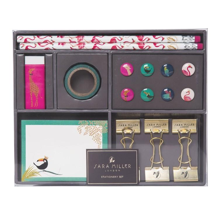 Luxury Stationery Accessory Set - Sara Miller London