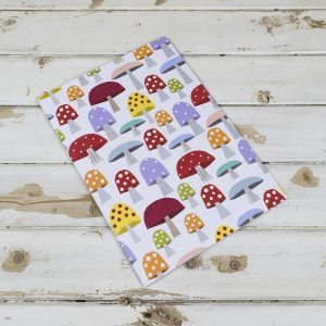 Mushrooms & Toadstools A4 Notebook - Soul UK