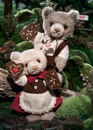 Steiff Hansel and Gretel Bears Limited Edition - EAN 006647