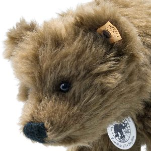 Steiff Shaggy Bear Replica 1914 Limited Edition - EAN 403330