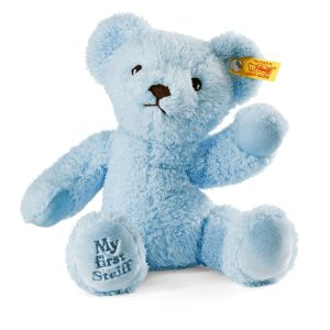 My First Steiff Teddy Bear, Blue - EAN 241369
