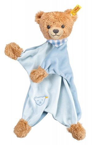 Steiff Sleep Well Bear Comforter, Blue - EAN 239588