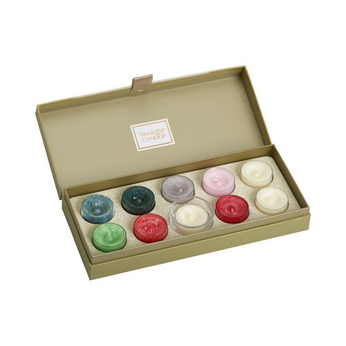 Yankee Candle Tea Light Candle Palette Gift Set