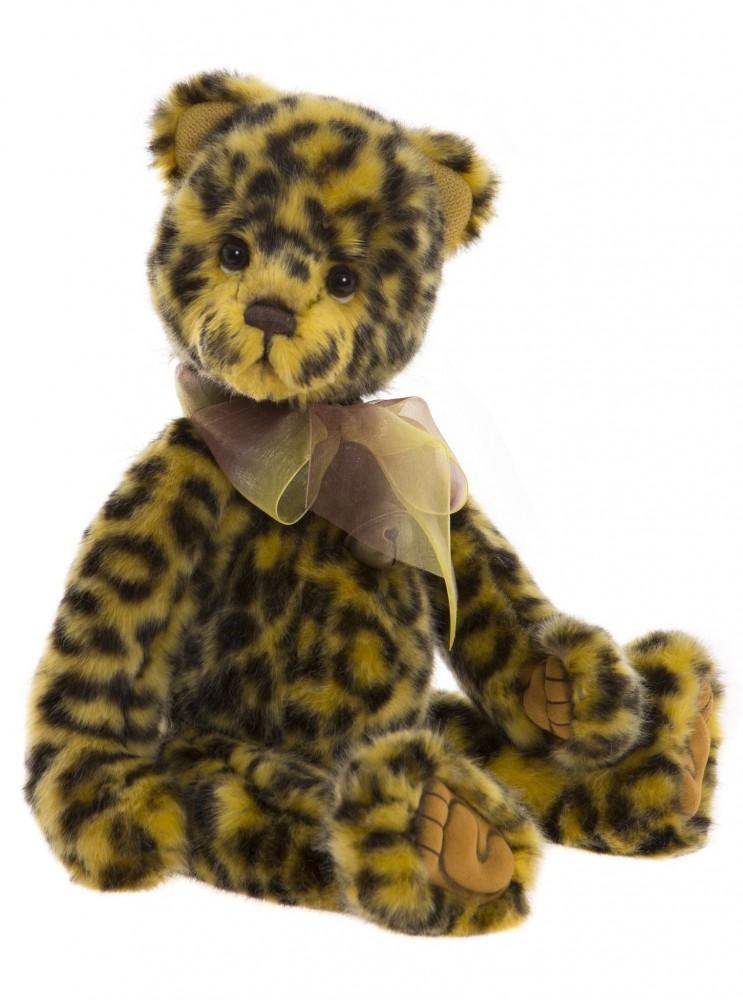 Chutney - Charlie Bears CB181852B