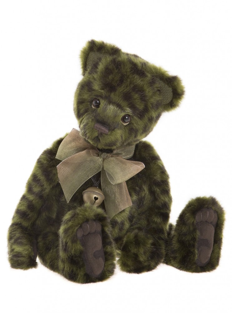 Lime Pickle - Charlie Bears