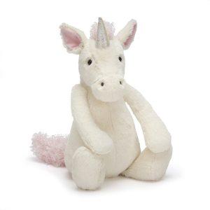 Jellycat Bashful Unicorn - Medium 31 cm