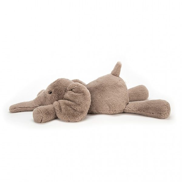 Jellycat Smudge Elephant - Large, 22 Inch
