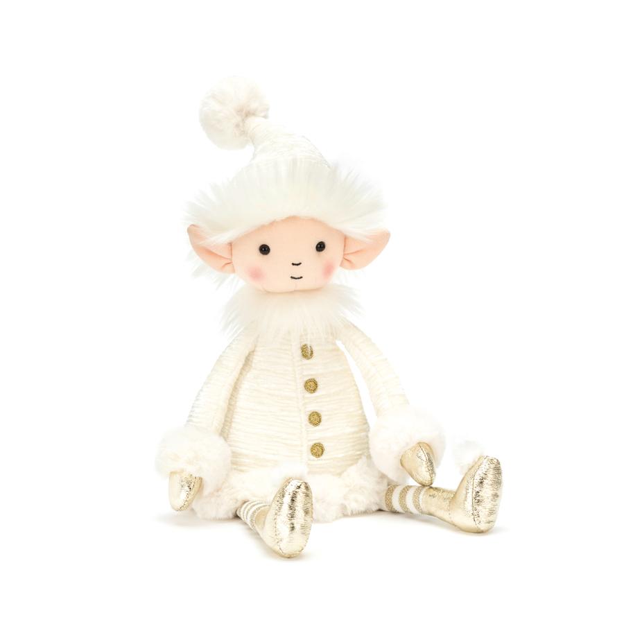 Jellycat Snowflake Elf - 36 cm