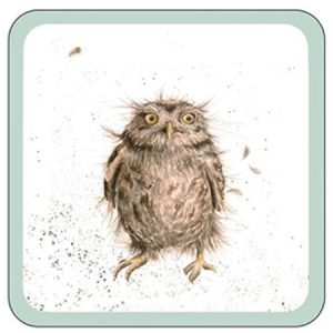 Wrendale Designs - Owl Coaster